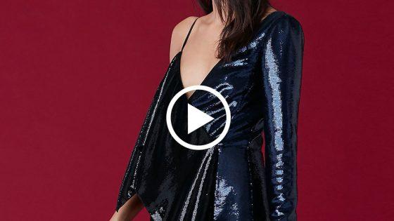 Видео дефиле одежды для интернет-магазина