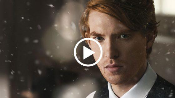 Новогодние ролики, видеосъемка промо роликов